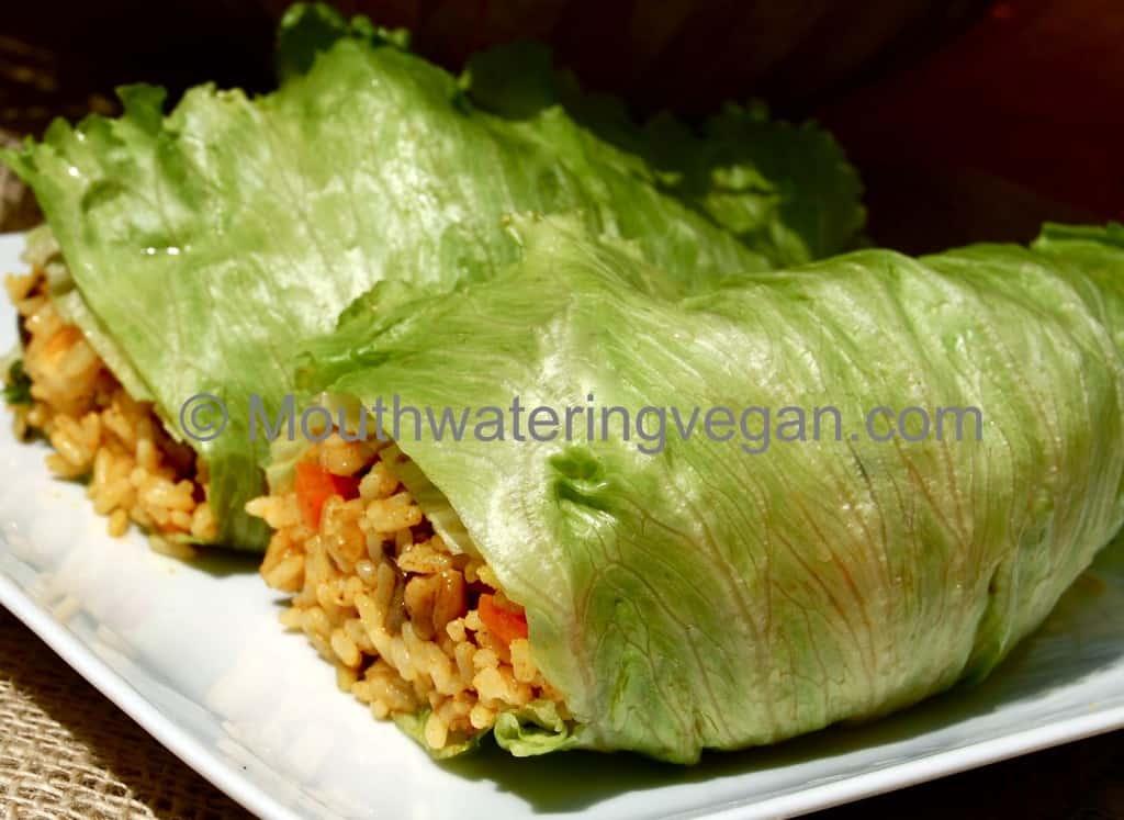 lettuce parcels