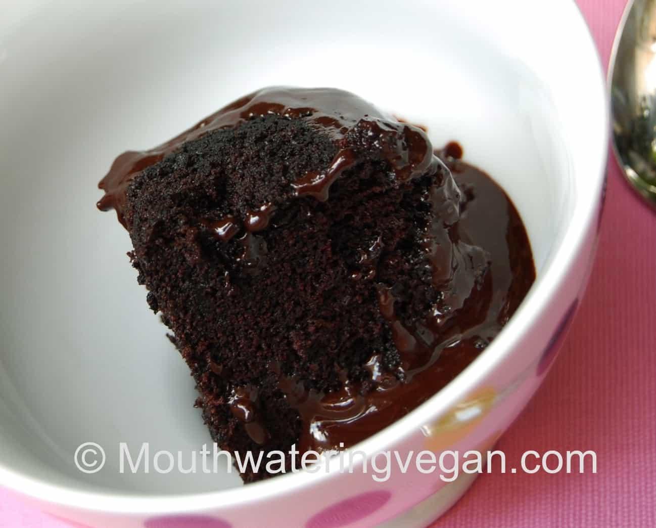 Luscious Red Velvet Moist Chocolate Cake - Mouthwatering Vegan Recipes